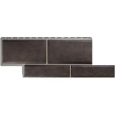 Панель Альта - Профиль Камень Флорентийский коричневый 0.42 м²