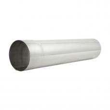 Труба соединительная 1м AquaSystem 90 мм