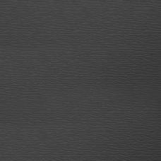 Термопанель металлическая Costune, декоративная штукатурка, тёмно-серая