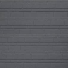 Термопанель металлическая Costune, декоративный кирпич серый