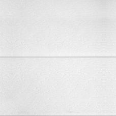 Термопанель металлическая Costune, дерево 2 доски, белое