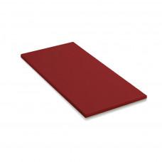 Фиброцементный сайдинг CEDRAL Smooth (гладкий) С61 Красная Земля