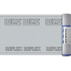Пароизоляционная плёнка с отражающим покрытием DELTA REFLEX (75м²)