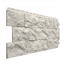 Фасадная панель под камень Docke Fels Горный хрусталь 0,45 м²