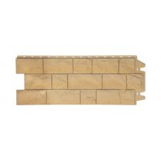 Фасадная панель под камень Docke Fels Слоновая кость 0,45 м²