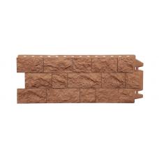 Фасадная панель под камень Docke Fels Терракотовый 0,45м²