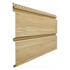 Виниловый сайдинг Docke Lux D6S Зрелый каштан 3,6м (1.08м²)