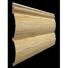 Виниловый сайдинг Docke Lux D4.7T Зрелый каштан 3,6м (0.87м²)