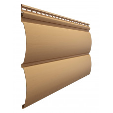 Виниловый сайдинг Docke Premium D4,7T Карамель 3,6м (0.87м²)