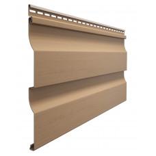 Виниловый сайдинг Docke Premium D4,5D Капучино 3,6м (0.84м²)
