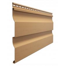 Виниловый сайдинг Docke Premium D4,5D Карамель 3,6м (0.84м²)