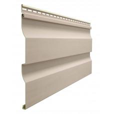 Виниловый сайдинг Docke Premium D4,5D Крем-брюле 3,6м (0.84м²)