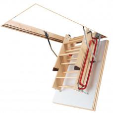 Термоизоляционная чердачная лестница Fakro LWL Extra 60х120х280 см