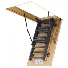 Металлическая чердачная лестница Fakro LMS 60х120х280 мм
