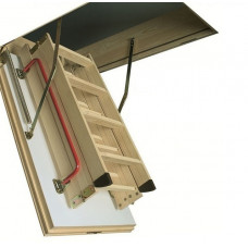 Термоизоляционная чердачная лестница Fakro LTK 60х120х280 см