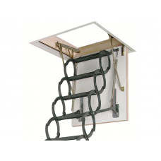 Металлическая чердачная лестница Fakro LST 50х80х280 мм
