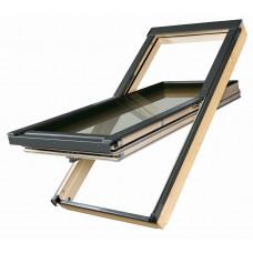 Мансардное окно Fakro FTS U2 Стандарт 55х78 см (ручка снизу)