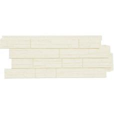 Фасадная панель Grand Line сланец молочный 0,39 м²
