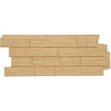 Фасадная панель Grand Line сланец песочный 0,39 м²