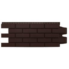 Фасадная панель Grand Line клинкерный кирпич коричневый 0,38 м²