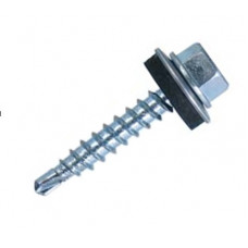 Саморезы оцинкованные металл-металл 5,5 х 19 мм (250 шт.)