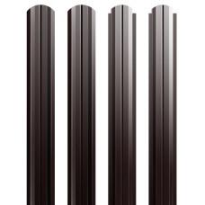 Штакетник М,П -образный фигурный полиэстер 0,45 мм