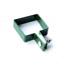 Крепление хомут крайний с полимерным покрытием 62 х 55 мм