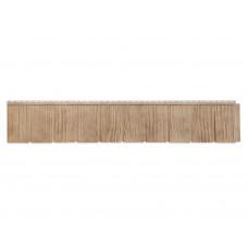 """Фасадная панель """"Я фасад"""" сибирская дранка песок 0,42 м²"""