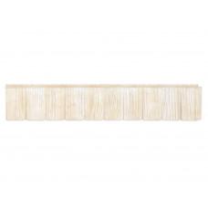 """Фасадная панель """"Я фасад"""" сибирская дранка слоновая кость 0,42 м²"""