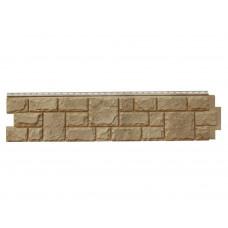 """Фасадная панель """"Я фасад"""" екатеринский камень песок 0,39 м²"""