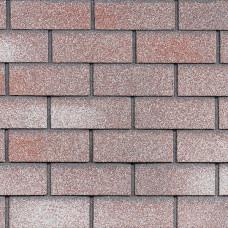 Фасадная плитка Hauberk мраморный кирпич 2м² в уп