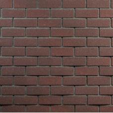 Фасадная плитка Hauberk обожженный кирпич 2м² в уп