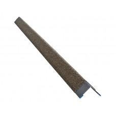 Внешний угол для плитки Hauberk песчаный 50х50х1250мм