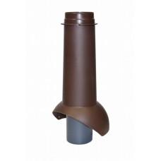 Выход канализации Krovent Pipe-VT 110 изолированный