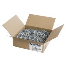 Гвозди ершенные оцинкованные Shinglas, 5 кг