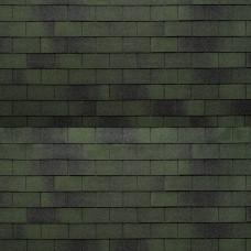 Гибкая черепица Tegola Винтаж зеленый (3,05м²)