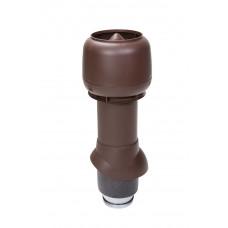 Выход вентиляции изолированный Vilpe 125 мм c колпаком